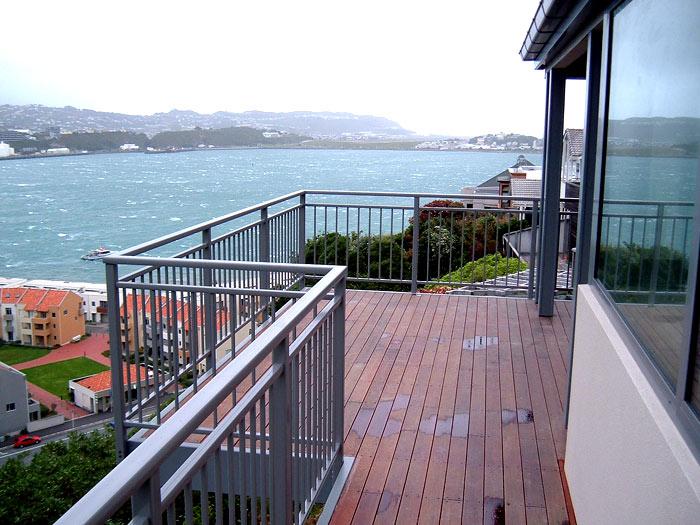 garde corps balcon aluminium m tallerie inox alu concept. Black Bedroom Furniture Sets. Home Design Ideas