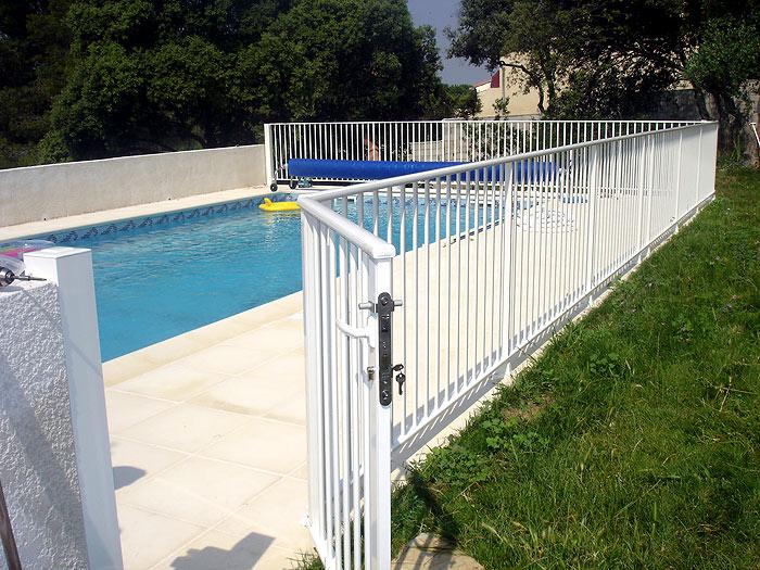 garde corps piscine barreaud m tallerie inox alu concept
